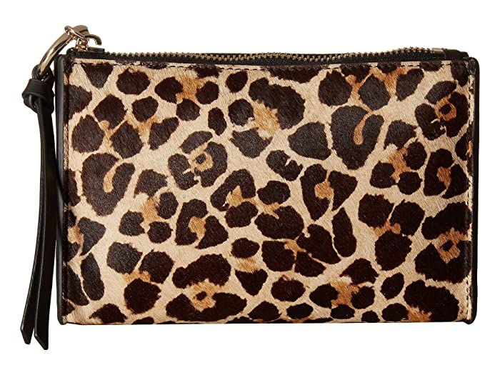 Rebecca Minkoff 25 mm Exotic Belt Bag (Cheetah/Gold) Women
