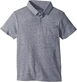 Chaser Kids - Soft Short Sleeve Polo (Little Kids/Big Kids)