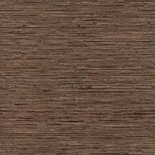 RoomMates Grasscloth Brown Peel and Stick Wallpaper