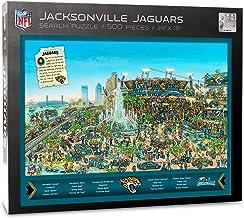 لعبة أحجية فريق جو جورنيمان الدوري الوطني لكرة القدم الأمريكية من يوذا فان 45.72 سم × 60.96 سم