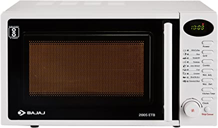 1f6d45d12e6 Bajaj 25 MWO 2504 ETC Convection Microwave Oven White price in India ...