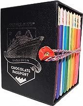 Trader Joe's Chocolate Passport Single Origin 8x 45g bars
