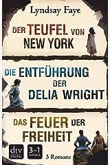 Der Teufel von New York - Die Entführung der Delia Wright - Das Feuer der Freiheit: Roman (Timothy Wilde 1) (German Edition) Kindle Edition