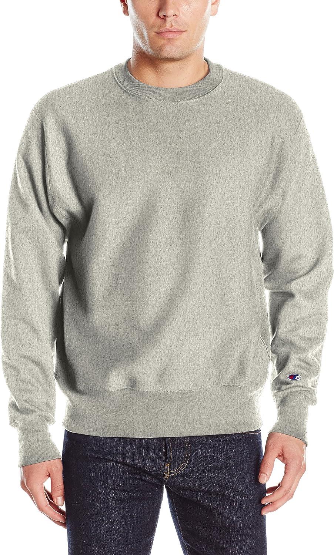 Champion Herren 's Life Rückseite Weave Sweatshirt