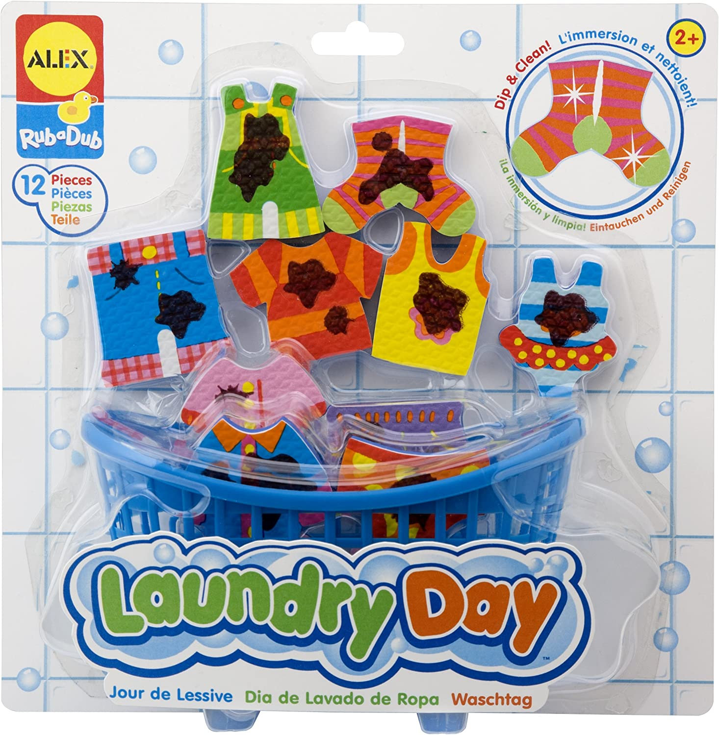 ALEX Toys Choice Rub 67% OFF of fixed price a Laundry Dub Day