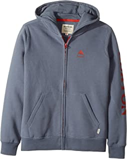 Burton Kids - Elite Full-Zip Hoodie (Little Kids/Big Kids)