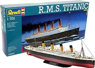 Revell- RMS Maqueta R.M.S. Titanic, Kit Modello, Escala 1: