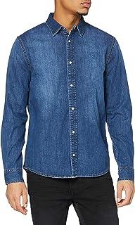 Calvin Klein Slim Foundation Shirt Camisa para Hombre