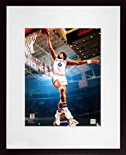 """Philadelphia 76ers Julius Erving """"Dr. J"""" 11x14 Photograph (SGA Value Series) Framed"""