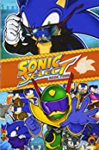 Sonic Select Book 4: Zone Wars (Sonic Select Series)