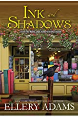 Ink and Shadows: A Witty & Page-Turning Southern Cozy Mystery (A Secret, Book, and Scone Society Novel Book 4) Kindle Edition