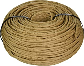 Commonwealth Basket Fibre Rush, 5/32-Inch 2-Pound Coil, Approxmately 210-Feet