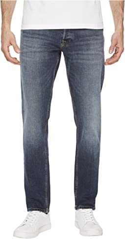 Straight Taper Jeans in Phoenix Blue