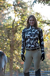 Ladies Horse Sense Half Zip