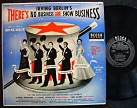 There's No Business Like Show Business soundtrack