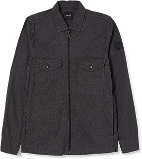 BOSS Lom-Zip Camisa para Hombre