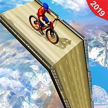 Mega Ramp BMX Stunt Racing