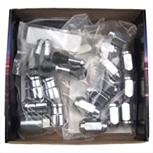 McGard 84530 Chrome Cone Seat Wheel Installation Kit (1/2