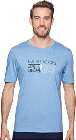 TravisMathew - My Hero Tee