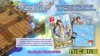 RemiLore: Lost Girl in the Lands of Lore - Nintendo Switch
