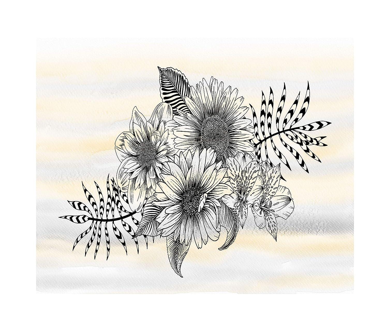 20x16 Zelda Floral Regular discount Wall Print Canvas Art Max 48% OFF