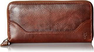 FRYE Melissa Zip Around Leather Wallet