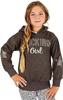 Top Top meisjes trui met capuchon joroquer