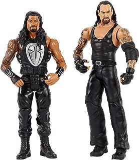 WWE Wrestlemania Undertaker and Roman Reigns Figure 2Pack