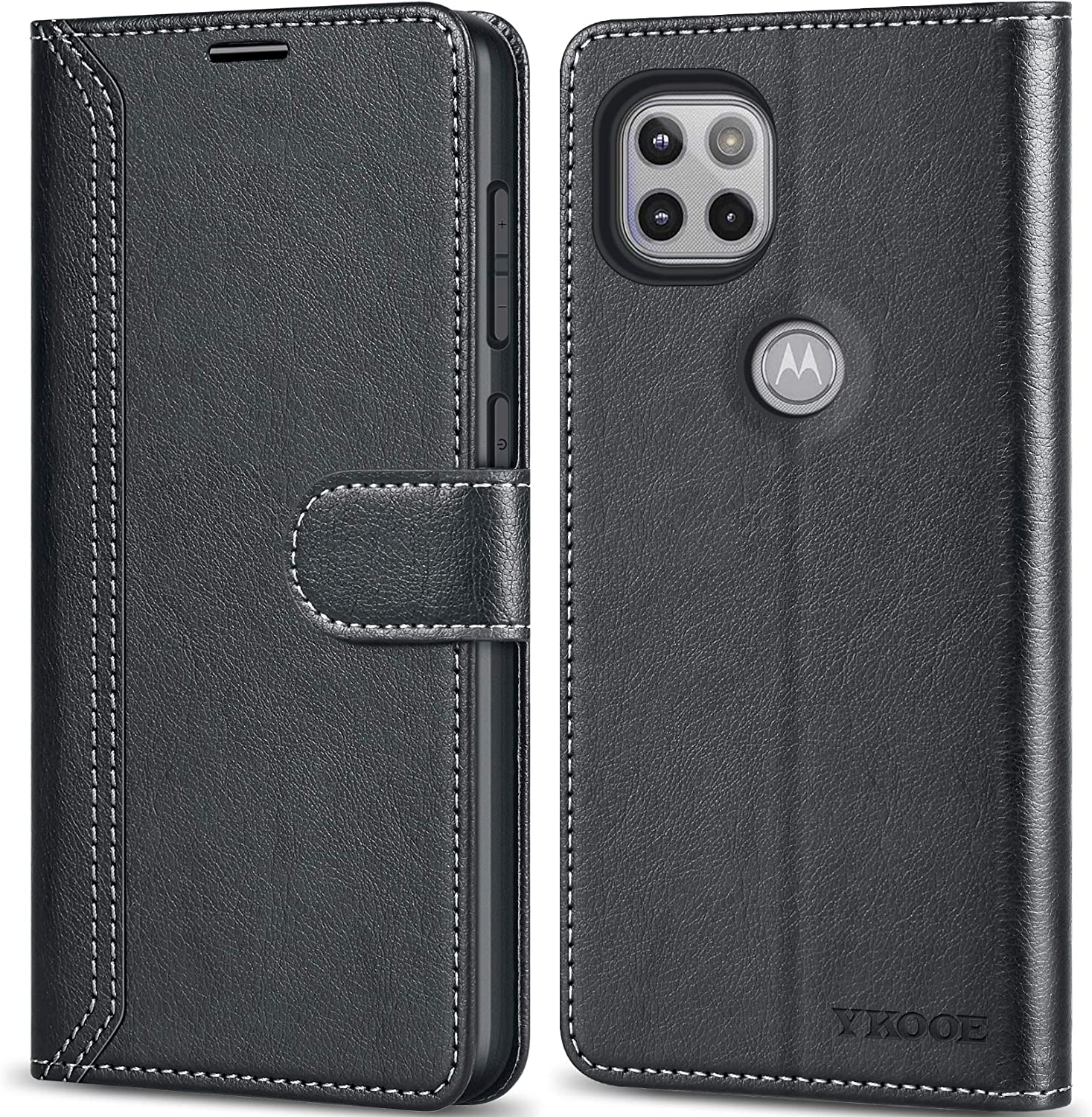 ykooe for Motorola One 5G Ace Case 6.7