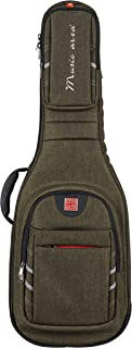 Music Area WIND 30 Series Electric Guitar Bag - Green (WIND30-EG-GRN)