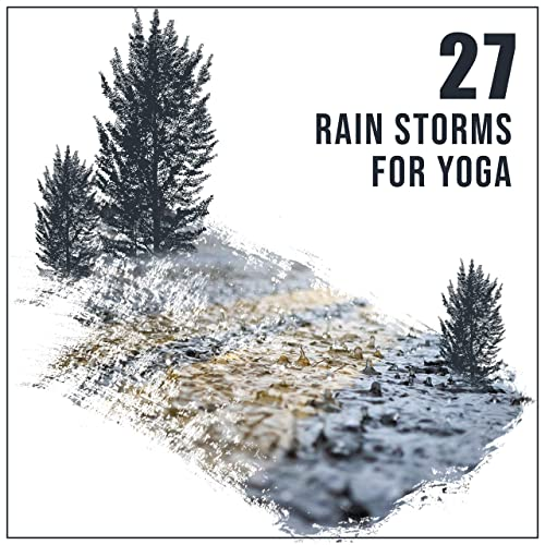 1 Hour Gentle Rain Storms to Calm the Mind & Relax by White