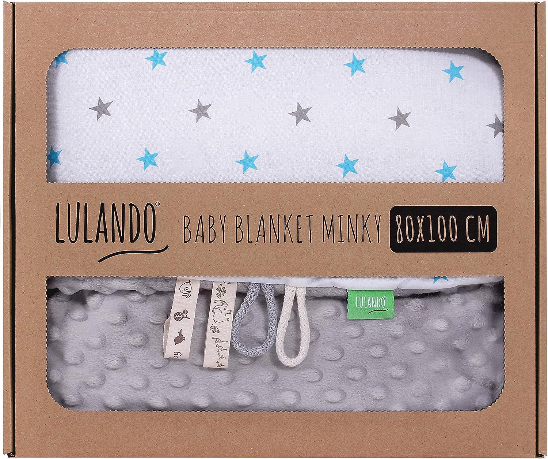 Lulando Lulando - Manta de bebé 1 Unidad 600 g