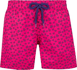 Vilebrequin Boys Swimtrunks Micro Ronde des tortues