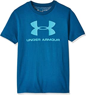 Under Armour Boy's Sportstyle Logo Ss T-Shirt