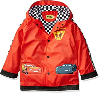 Western Chief unisex child Coat Rain Jacket, Lightning Mcqueen, 5 US