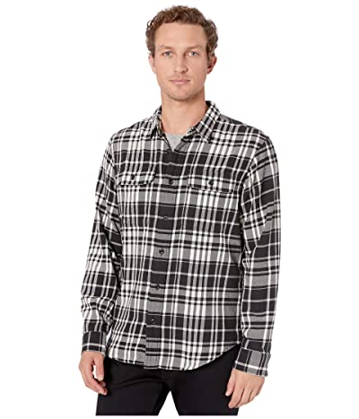 Filson Scout Shirt (Black/Cream Plaid) Men