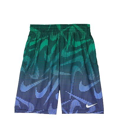 Nike Kids Pixel Swoosh 8 Volley Shorts (Little Kids/Big Kids)