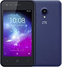 ZTE Blade L130 2019 Android 9.0 Go Edition 8 GB Factory Unlocked (Blue)