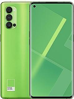 OPPO Reno4 Pro 5G - 12GB + 256GB Snapdragon 765G 6.55 inch Sim Free Android 10 Dual SIM Smartphone- Glitter Green edition ...