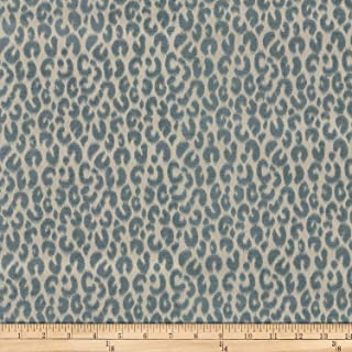 Best chenille leopard upholstery fabric Reviews