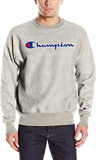 Champion Men's Life Reverse Weave Crew