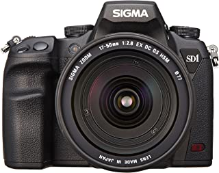 Sigma SD1 Merrill with 17-50mm F2.8 EX DC OS HSM Lens Kit - International Version (No Warranty)