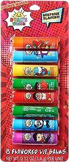 Ryan's World 8 Flavored Lip Balms