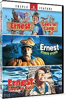 Ernest Goes to Camp / Ernest Scared Stupid / Ernest Goes to Jail