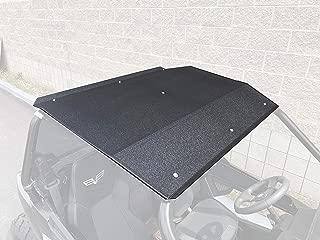Wildcat Trail/Sport 700 Hard Plastic Roof with Billet Mounts (Black)