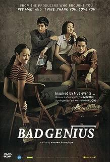 Bad Genius (Thai Movie Inspired by True Event, English Subtitles, All Region)