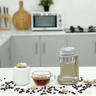 Olsenmark 200W Coffee Grinder - Electric Grinder - Stainless Steel Jar &Blades for Coffee Beans, Spices & Dried Nuts Grind...