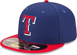 MLB Texas Rangers Diamond Era 59Fifty Baseball Cap