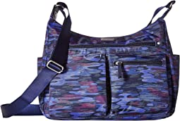 "New Classic ""Heritage"" Anywhere Large Hobo with RFID Phone Wristlet"