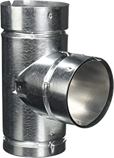 SELKIRK Corp 104100 Gas Vent Tee, 4-Inch